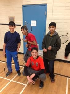 Badminton Season Has Started