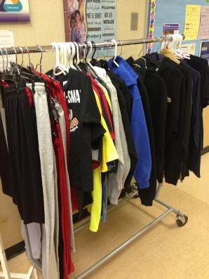 School Spirit Wear is on sale now!