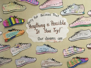 Terry Fox - Anything is Possible If You Try!