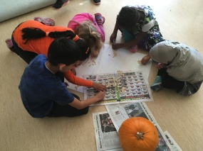 Pumpkin Learning