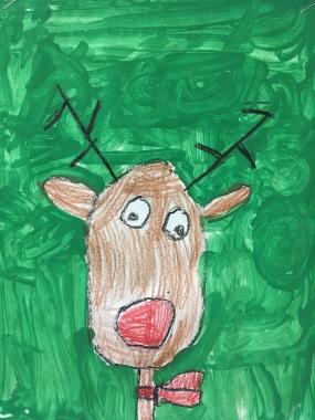 Rudolph Art