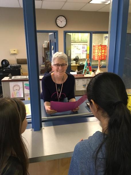 Happy Retirement Ms. Jary