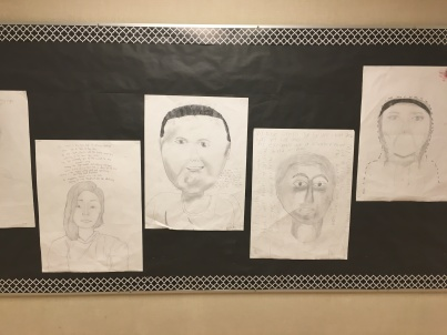 Portraits by Div. 3