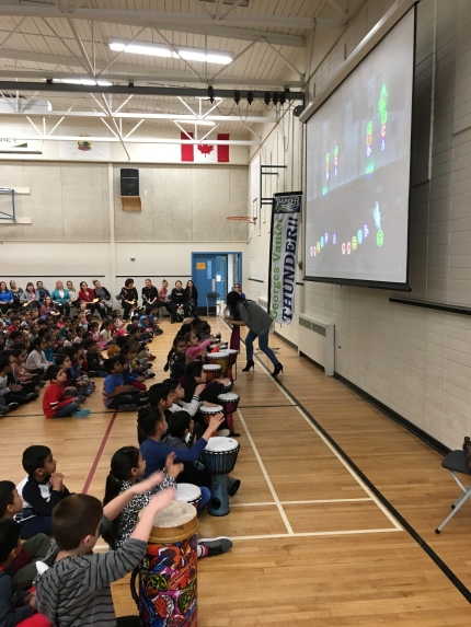 Oct. Monthly Assembly