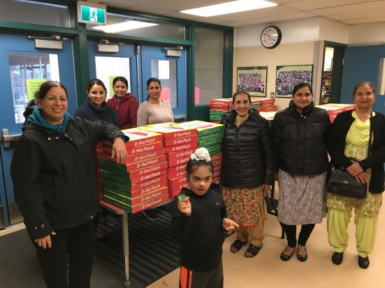 Thursday Pizza Lunch For Students