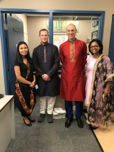 Happy Diwali From The Office Staff